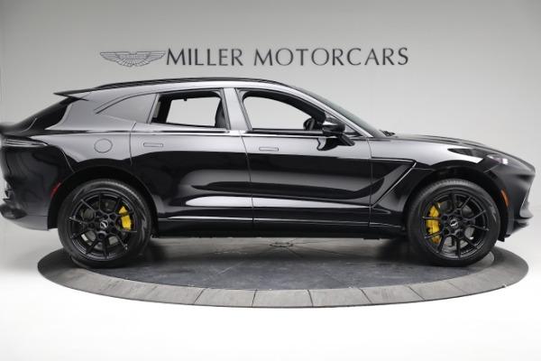 New 2021 Aston Martin DBX for sale $209,686 at Alfa Romeo of Greenwich in Greenwich CT 06830 8