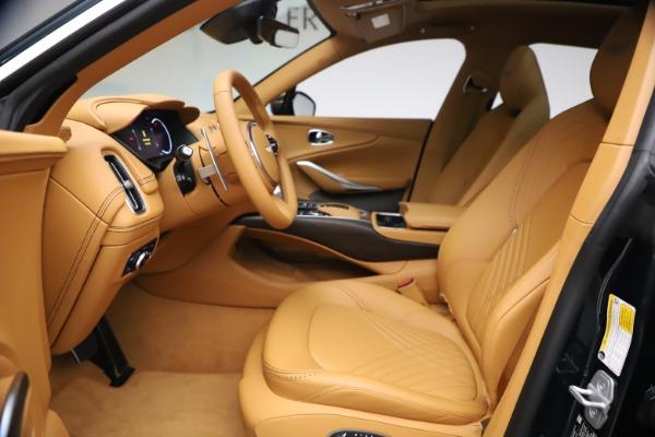 New 2021 Aston Martin DBX for sale $214,986 at Alfa Romeo of Greenwich in Greenwich CT 06830 10