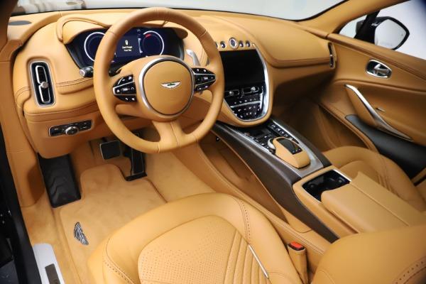 New 2021 Aston Martin DBX for sale $214,986 at Alfa Romeo of Greenwich in Greenwich CT 06830 11