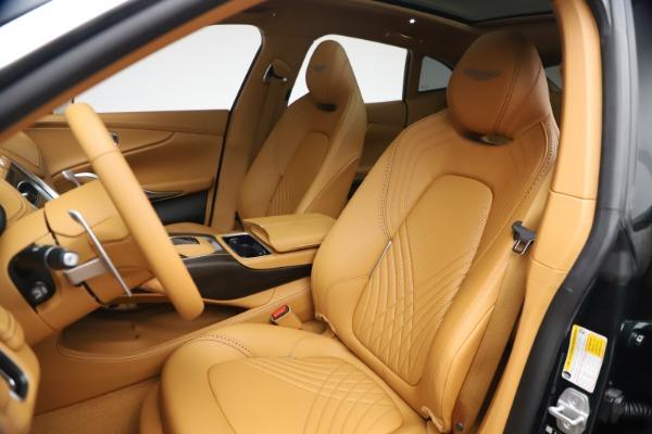 New 2021 Aston Martin DBX for sale $214,986 at Alfa Romeo of Greenwich in Greenwich CT 06830 12