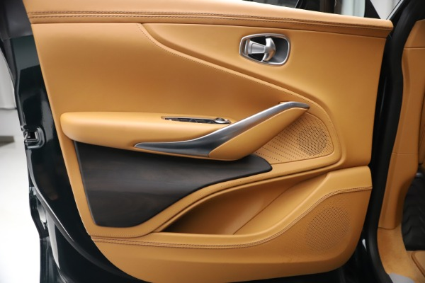 New 2021 Aston Martin DBX for sale $214,986 at Alfa Romeo of Greenwich in Greenwich CT 06830 13