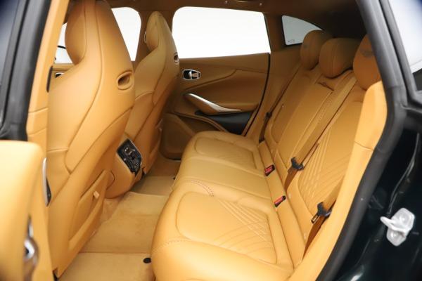 New 2021 Aston Martin DBX for sale $214,986 at Alfa Romeo of Greenwich in Greenwich CT 06830 14