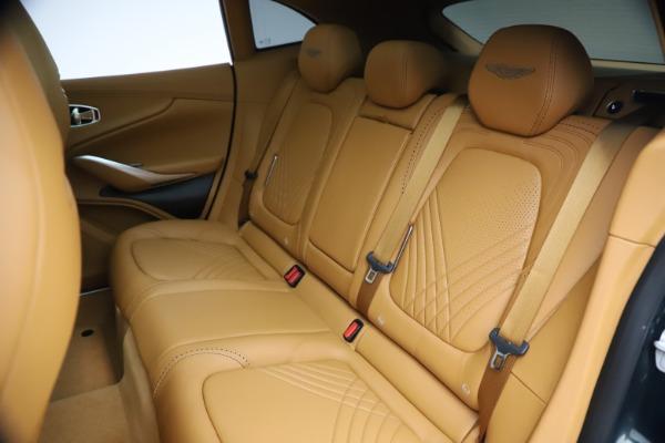 New 2021 Aston Martin DBX for sale $214,986 at Alfa Romeo of Greenwich in Greenwich CT 06830 16