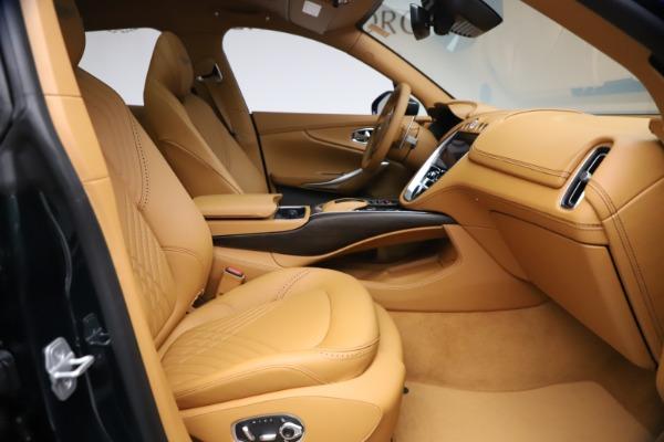 New 2021 Aston Martin DBX for sale $214,986 at Alfa Romeo of Greenwich in Greenwich CT 06830 17