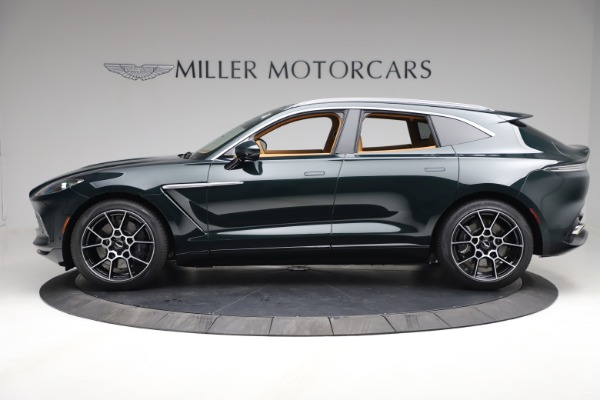 New 2021 Aston Martin DBX for sale $214,986 at Alfa Romeo of Greenwich in Greenwich CT 06830 2