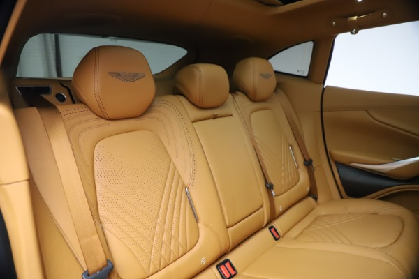 New 2021 Aston Martin DBX for sale $214,986 at Alfa Romeo of Greenwich in Greenwich CT 06830 20