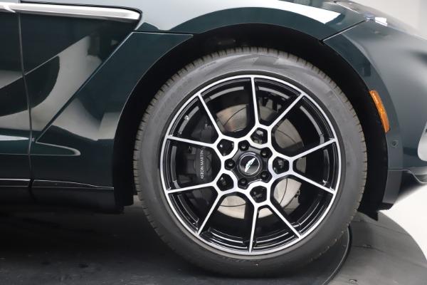 New 2021 Aston Martin DBX for sale $214,986 at Alfa Romeo of Greenwich in Greenwich CT 06830 21