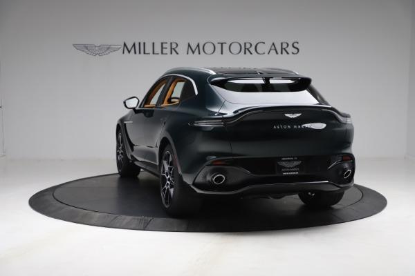 New 2021 Aston Martin DBX for sale $214,986 at Alfa Romeo of Greenwich in Greenwich CT 06830 4