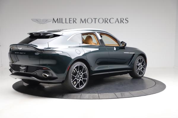 New 2021 Aston Martin DBX for sale $214,986 at Alfa Romeo of Greenwich in Greenwich CT 06830 7