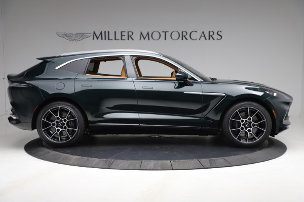 New 2021 Aston Martin DBX for sale $214,986 at Alfa Romeo of Greenwich in Greenwich CT 06830 8