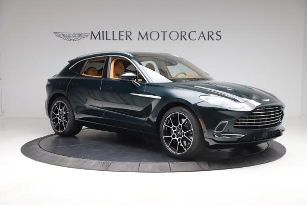 New 2021 Aston Martin DBX for sale $214,986 at Alfa Romeo of Greenwich in Greenwich CT 06830 9