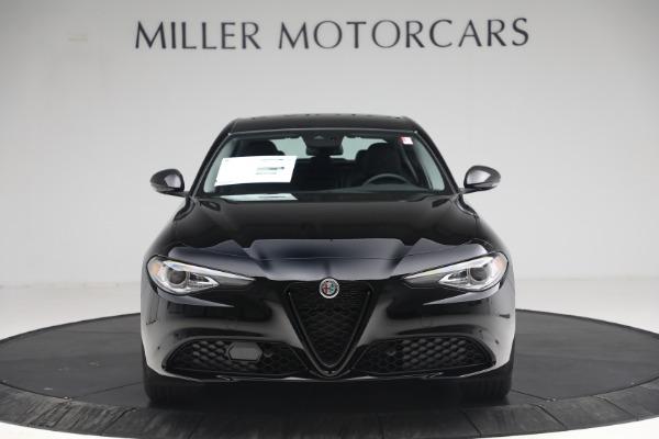 New 2021 Alfa Romeo Giulia Q4 for sale Sold at Alfa Romeo of Greenwich in Greenwich CT 06830 12