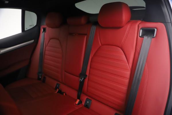 New 2021 Alfa Romeo Stelvio Ti Sport Q4 for sale $54,095 at Alfa Romeo of Greenwich in Greenwich CT 06830 20