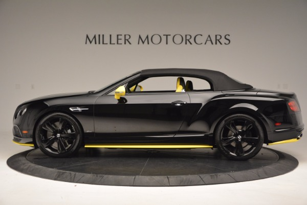 New 2017 Bentley Continental GT Speed Black Edition Convertible for sale Sold at Alfa Romeo of Greenwich in Greenwich CT 06830 12