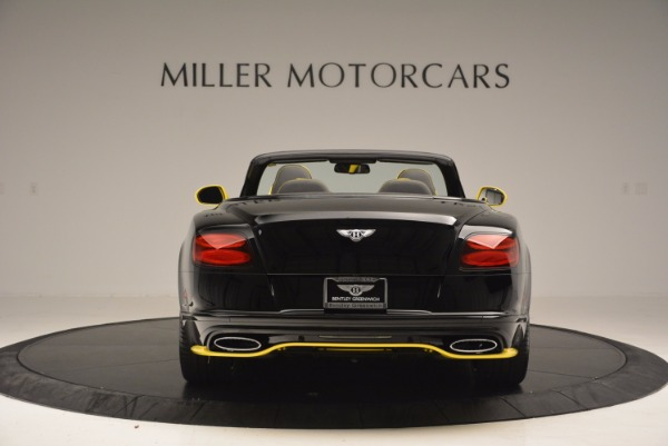 New 2017 Bentley Continental GT Speed Black Edition Convertible for sale Sold at Alfa Romeo of Greenwich in Greenwich CT 06830 6