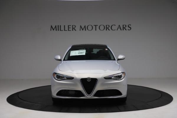 New 2021 Alfa Romeo Giulia Q4 for sale $48,245 at Alfa Romeo of Greenwich in Greenwich CT 06830 13