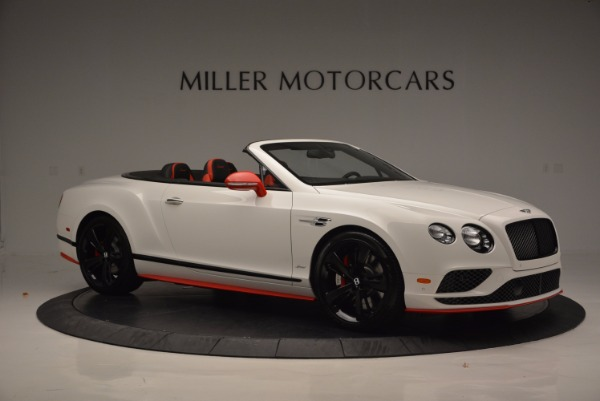 New 2017 Bentley Continental GT Speed for sale Sold at Alfa Romeo of Greenwich in Greenwich CT 06830 10