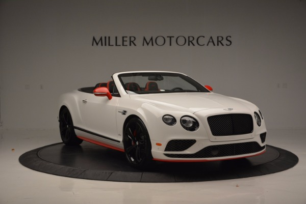 New 2017 Bentley Continental GT Speed for sale Sold at Alfa Romeo of Greenwich in Greenwich CT 06830 11