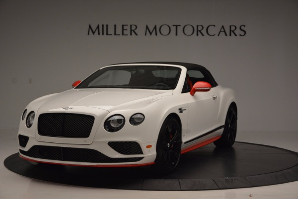 New 2017 Bentley Continental GT Speed for sale Sold at Alfa Romeo of Greenwich in Greenwich CT 06830 14