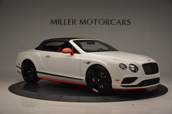 New 2017 Bentley Continental GT Speed for sale Sold at Alfa Romeo of Greenwich in Greenwich CT 06830 23