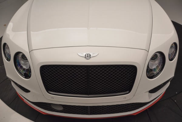 New 2017 Bentley Continental GT Speed for sale Sold at Alfa Romeo of Greenwich in Greenwich CT 06830 24