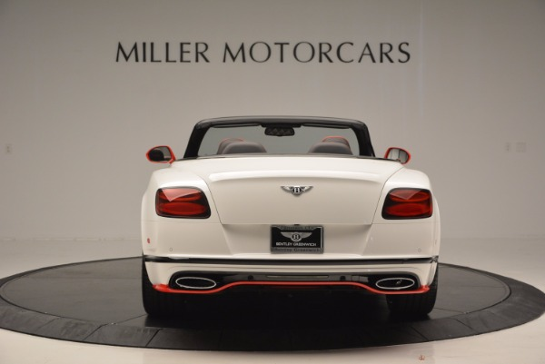 New 2017 Bentley Continental GT Speed for sale Sold at Alfa Romeo of Greenwich in Greenwich CT 06830 6