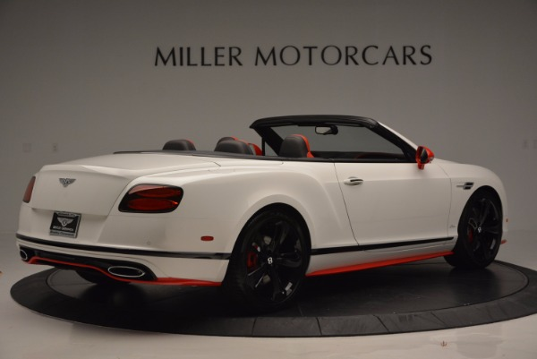 New 2017 Bentley Continental GT Speed for sale Sold at Alfa Romeo of Greenwich in Greenwich CT 06830 8