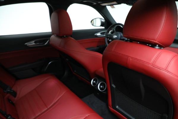 New 2021 Alfa Romeo Giulia Ti Sport Q4 for sale $54,050 at Alfa Romeo of Greenwich in Greenwich CT 06830 22