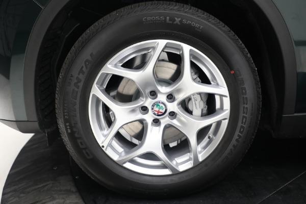 New 2021 Alfa Romeo Stelvio Q4 for sale $50,445 at Alfa Romeo of Greenwich in Greenwich CT 06830 21