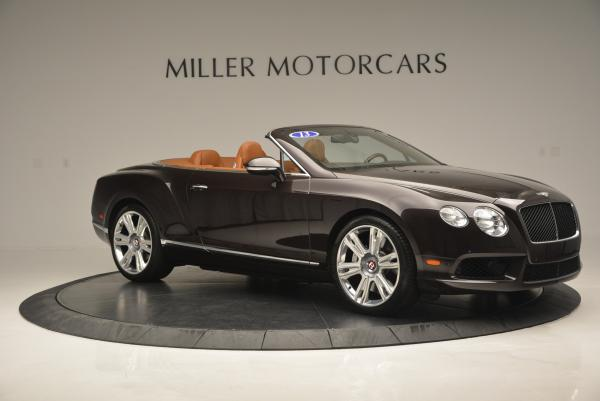 Used 2013 Bentley Continental GTC V8 for sale Sold at Alfa Romeo of Greenwich in Greenwich CT 06830 10