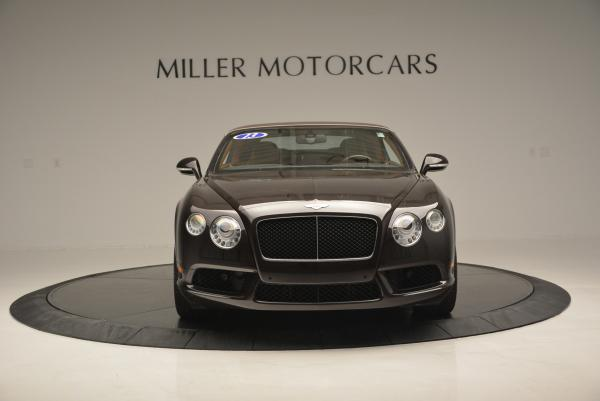 Used 2013 Bentley Continental GTC V8 for sale Sold at Alfa Romeo of Greenwich in Greenwich CT 06830 13