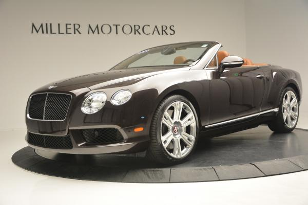 Used 2013 Bentley Continental GTC V8 for sale Sold at Alfa Romeo of Greenwich in Greenwich CT 06830 28