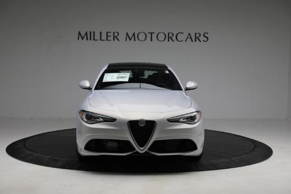 New 2021 Alfa Romeo Giulia Ti Sport Q4 for sale $53,050 at Alfa Romeo of Greenwich in Greenwich CT 06830 11