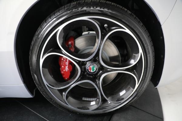 New 2021 Alfa Romeo Giulia Ti Sport Q4 for sale $53,050 at Alfa Romeo of Greenwich in Greenwich CT 06830 21