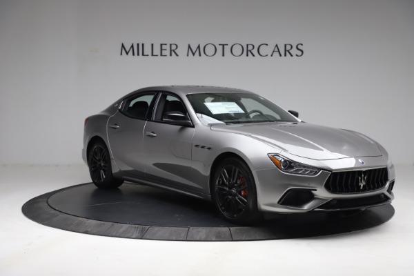New 2021 Maserati Ghibli S Q4 for sale Call for price at Alfa Romeo of Greenwich in Greenwich CT 06830 12