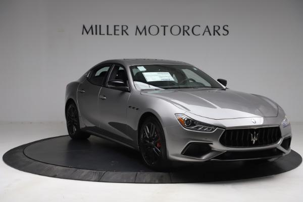 New 2021 Maserati Ghibli S Q4 for sale Call for price at Alfa Romeo of Greenwich in Greenwich CT 06830 15