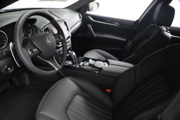 New 2021 Maserati Ghibli S Q4 for sale Call for price at Alfa Romeo of Greenwich in Greenwich CT 06830 17