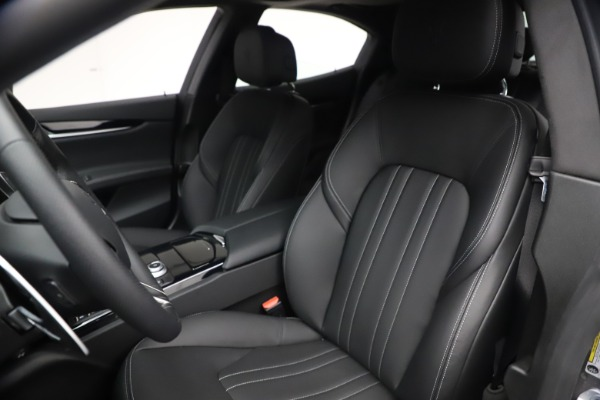 New 2021 Maserati Ghibli S Q4 for sale Call for price at Alfa Romeo of Greenwich in Greenwich CT 06830 18