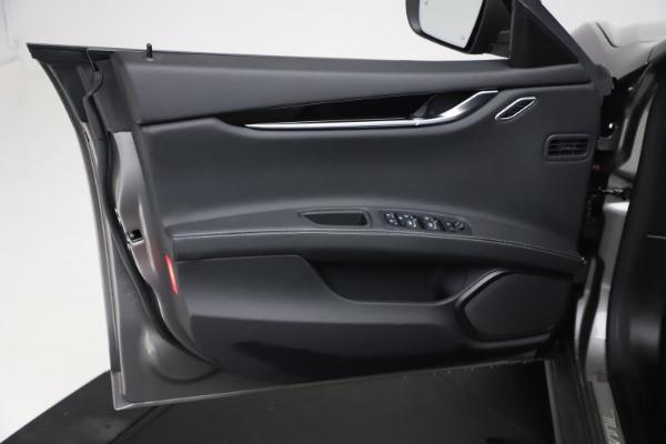 New 2021 Maserati Ghibli S Q4 for sale Call for price at Alfa Romeo of Greenwich in Greenwich CT 06830 19