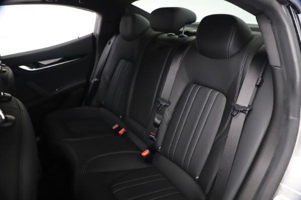 New 2021 Maserati Ghibli S Q4 for sale Call for price at Alfa Romeo of Greenwich in Greenwich CT 06830 22