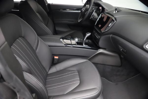 New 2021 Maserati Ghibli S Q4 for sale Call for price at Alfa Romeo of Greenwich in Greenwich CT 06830 25