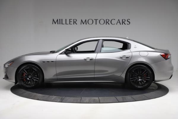 New 2021 Maserati Ghibli S Q4 for sale Call for price at Alfa Romeo of Greenwich in Greenwich CT 06830 3