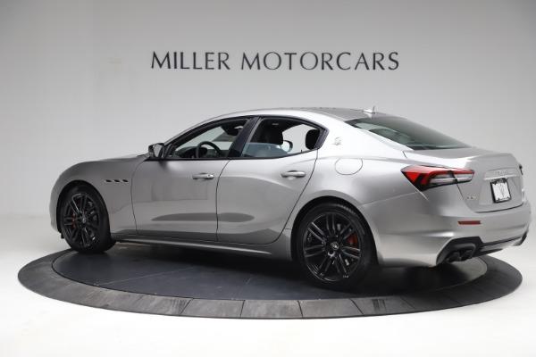 New 2021 Maserati Ghibli S Q4 for sale Call for price at Alfa Romeo of Greenwich in Greenwich CT 06830 4