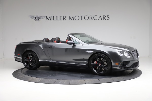 Used 2017 Bentley Continental GT V8 S for sale $179,900 at Alfa Romeo of Greenwich in Greenwich CT 06830 11