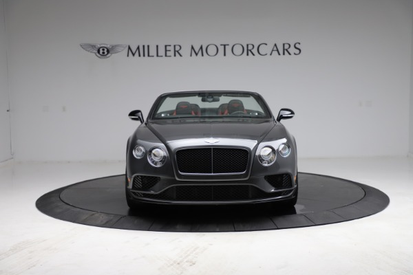 Used 2017 Bentley Continental GT V8 S for sale $179,900 at Alfa Romeo of Greenwich in Greenwich CT 06830 13