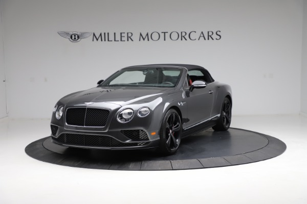Used 2017 Bentley Continental GT V8 S for sale $179,900 at Alfa Romeo of Greenwich in Greenwich CT 06830 15
