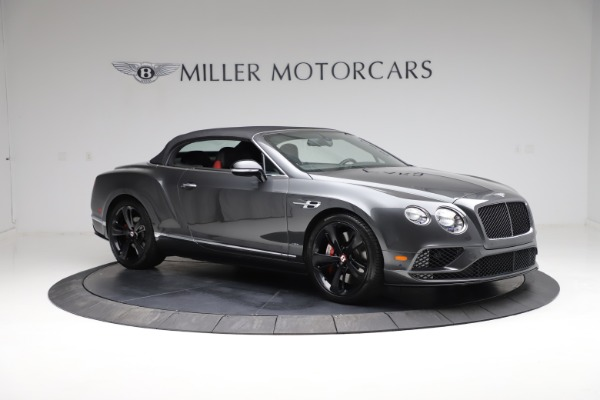 Used 2017 Bentley Continental GT V8 S for sale $179,900 at Alfa Romeo of Greenwich in Greenwich CT 06830 21
