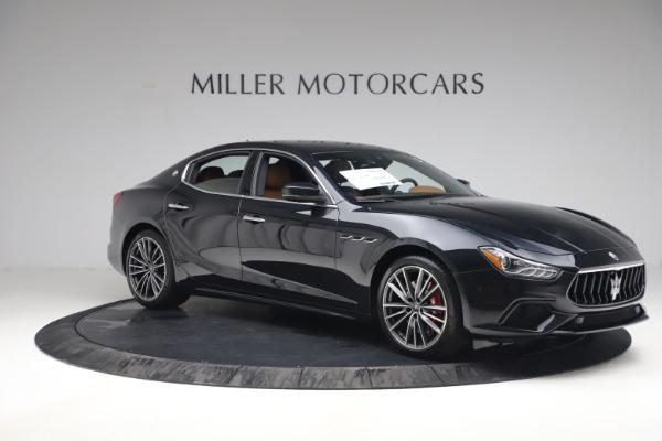 New 2021 Maserati Ghibli S Q4 for sale Call for price at Alfa Romeo of Greenwich in Greenwich CT 06830 10