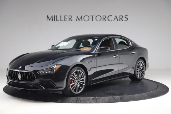 New 2021 Maserati Ghibli S Q4 for sale Call for price at Alfa Romeo of Greenwich in Greenwich CT 06830 2