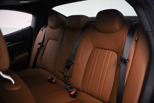 New 2021 Maserati Ghibli S Q4 for sale Call for price at Alfa Romeo of Greenwich in Greenwich CT 06830 20